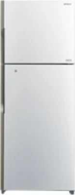 Hitachi 451 L Frost Free Double Door Refrigerator(R-VG470PND3, Silver)