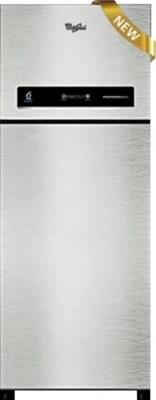 Whirlpool 340 L Frost Free Double Door Refrigerator(PRO 355 ELT 2S, Alpha Steel)