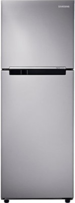SAMSUNG 275 L Frost Free Double Door Refrigerator(RT30K3723SA, Metal Graphite)