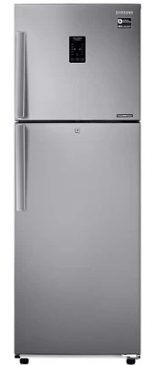 SAMSUNG 257 L Frost Free Double Door Refrigerator(RT30K3983SL/NL, Real Stainless)