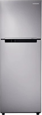 SAMSUNG 253 L Frost Free Double Door Refrigerator(RT28K3022SA/NL, Metal Graphite)