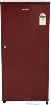 Panasonic 190 L Direct Cool Single Door Refrigerator(NR-A195RMP/RSP, Maroon, 2016)