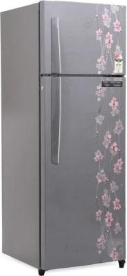 Godrej 290 L Frost Free Double Door Refrigerator(RT EON 290 P 3.4, Silver Meadow)