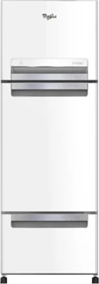 Whirlpool 300 L Frost Free Triple Door Refrigerator(FP 313D PROTTON ROY, Mirror White)