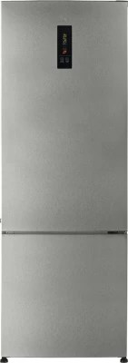 Haier 320 L Frost Free Double Door Refrigerator(HRB-3404PSS-R, Stainless Steel)