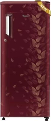 Whirlpool 190 L Direct Cool Single Door Refrigerator(205 ICEMAGIC POWERCOOL PRM 4S, Wine Fiesta)