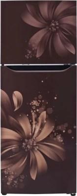 LG 260 L Frost Free Double Door Refrigerator(GL-Q292SHAM, Hazel Aster, 2016)