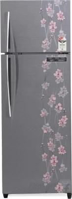 Godrej 261 L Frost Free Double Door Refrigerator(RT EON 261 P 3.4, Silver Meadow, 2016)