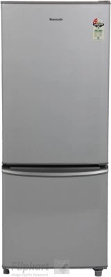Panasonic 296 L Frost Free Double Door Refrigerator(NR-BU303SNX4, Stainless Steel Silver)