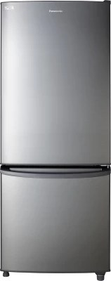 Panasonic 296 L Frost Free Double Door Refrigerator(NR-BR307XSX1, Stainless Steel, 2016)
