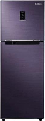 SAMSUNG 253 L Frost Free Double Door Refrigerator(RT27JSRZAUT/TL, Pebble Blue)