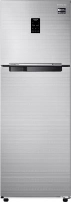 SAMSUNG 275 L Frost Free Double Door Refrigerator(RT30K3723S8, Light Doi Metal)