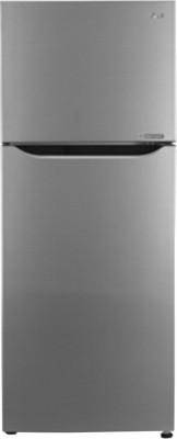 LG 260 L Frost Free Double Door Refrigerator(GL-I292STNL, Titanium, 2016)