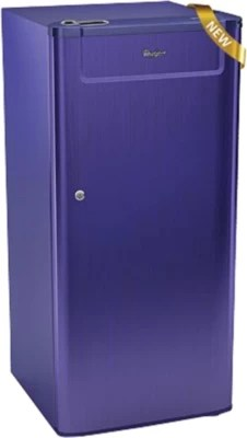 Whirlpool 190 L Direct Cool Single Door Refrigerator(205 IM POWERCOOL PRM 5S, Sapphire Exotica)