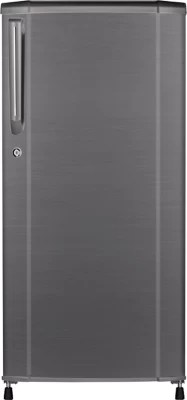 Haier 181 L Direct Cool Single Door Refrigerator(HRD-2015CBS-H, Grey)