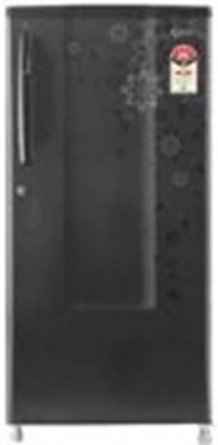 LG 185 L Direct Cool Single Door Refrigerator(GL-B181RSOM, Silk Ornate)