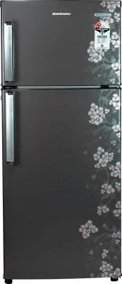 Kelvinator 190 L Frost Free Double Door Refrigerator(KP202PHG, Gulmohar Grey, 2016)