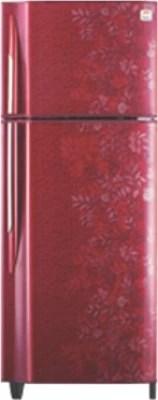 Godrej 260 L Frost Free Double Door Refrigerator(RT EON 260 P 2.3, Lush Wine, 2016)
