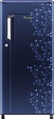 Whirlpool 185 L Direct Cool Single Door Refrigerator(200 IM POWERCOOL PRM 4S, Sapphire Imperia)