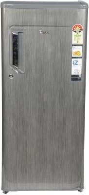 Whirlpool 200 L Direct Cool Single Door Refrigerator(215 IMFRESH PRM 5S, Grey Titanium, 2016)