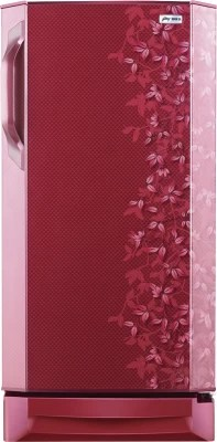 Godrej 195 L Direct Cool Single Door Refrigerator(RD EDGEZX 195 CTS 5.2, Wine Valley)
