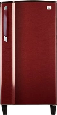 Godrej 185 L Direct Cool Single Door Refrigerator(RD Edge 185 CH 4.2, Wine Red)
