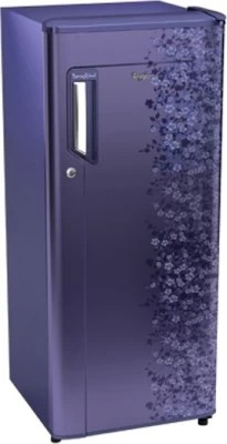 Whirlpool 215 L Direct Cool Single Door Refrigerator(230 IMFRESH PRM 5S, Sapphire Exotica)