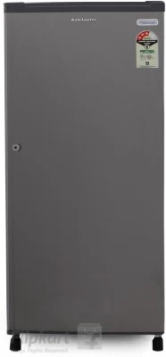 Kelvinator 190 L Direct Cool Single Door Refrigerator(KW203EFYRH-FDA, Grey/Silver VCM, 2016)