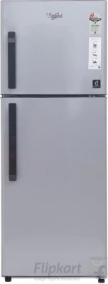 Whirlpool 245 L Frost Free Double Door Refrigerator(NEO FR258 CLS PLUS 2S, Swiss Silver, 2016)