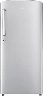 SAMSUNG 190 L Direct Cool Single Door Refrigerator(RR19H1427SA, Metal Graphite)