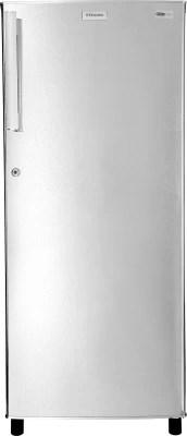 Electrolux 190 L Direct Cool Single Door Refrigerator(EJ204LTESA, Euro Steel Alpha)