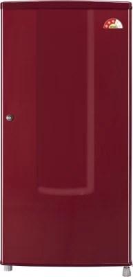 LG 185 L Direct Cool Single Door Refrigerator(GL-B181RRLM, Ruby Luster, 2016)