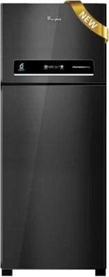 Whirlpool 450 L Frost Free Double Door Refrigerator(PRO 465 ELT 3S, Mirror Black, 2016)