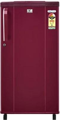 Videocon 170 L Direct Cool Single Door Refrigerator(VM183E, Burgundy Red)