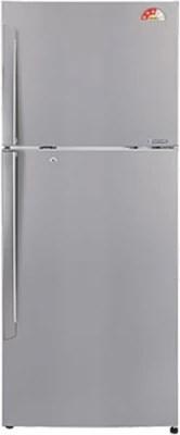 LG 420 L Frost Free Double Door Refrigerator(GL-I472QPZM, Shiny Steel)