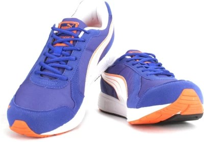 Puma ST Runner DP Men Running Shoes(Blue)