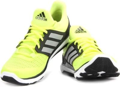 Adidas ADIPURE 360.3 M Men Training Shoes(Green, White)