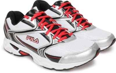 Fila Running Shoes(White)