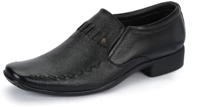 Adam's Heel DAM Slip On(Black)