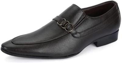 Adam's Heel 1524 Slip On(Brown)