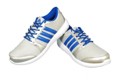 Adidas Running Shoes(White)