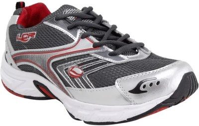 Lancer Running Shoes(Grey, Red)