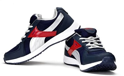 Lancer Malaysia NavyBlue & Silver Running Shoes(Blue, Silver)