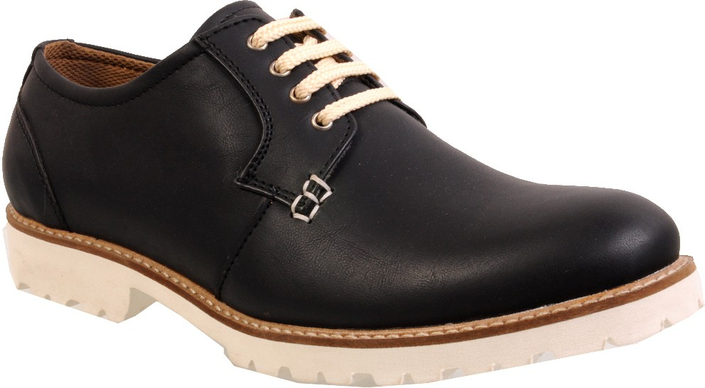 Buywell Blackskull Casual Shoes(Black)