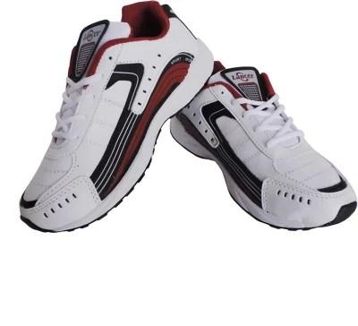 Lancer Lcr Jj-136 Black & Maroon Running Shoes(Black)