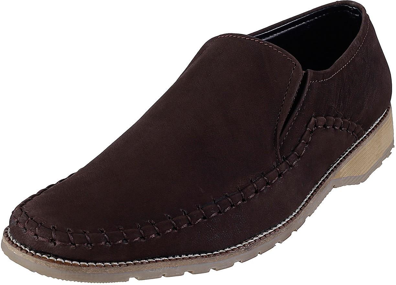 Clincher CLI 7104COFF Loafers(Black)