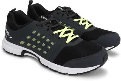 Reebok CRUISE RIDE Men Running Shoes(Black, Grey)