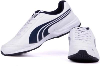 Puma Roadstar XT II DP Running Shoes(White)