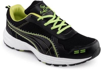 Lancer Black Green Running Shoes(Black, Green)