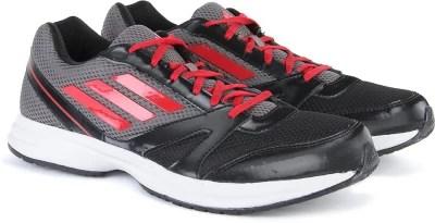Adidas HACHI 1.0 M Men Running Shoes(Black, Grey, Red)